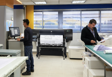 Wide Format Printer CPP